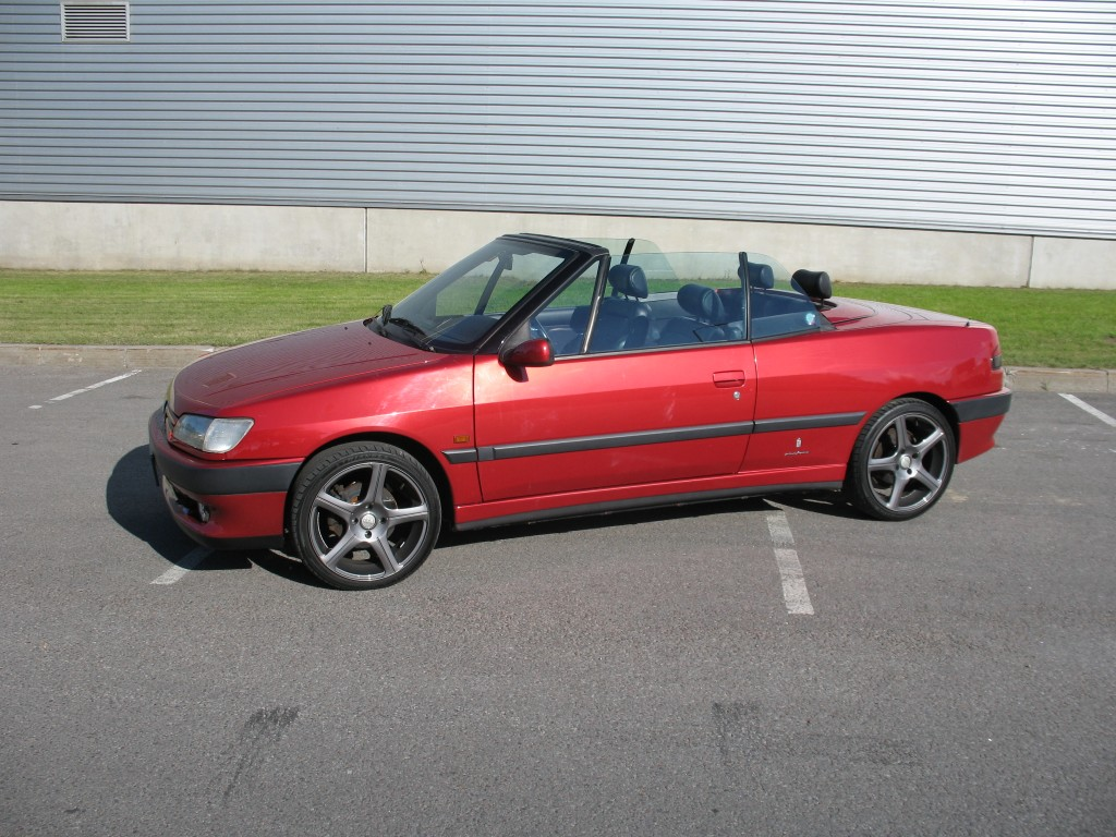 Slideshow For Album Peugeot 306 Cabrio
